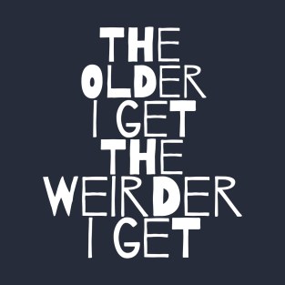 Awesomely Weird t-shirts