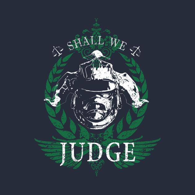 Shall we Judge