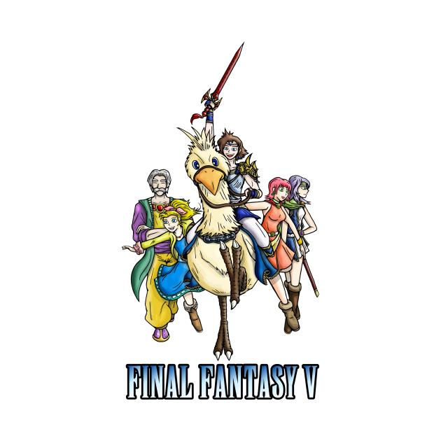 Final Fantasy V Heroes
