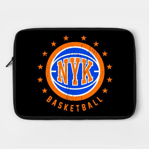 NYK Basketball Vintage Distressed
