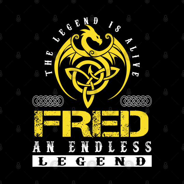 Legend is Alive FRED an Endless Legend