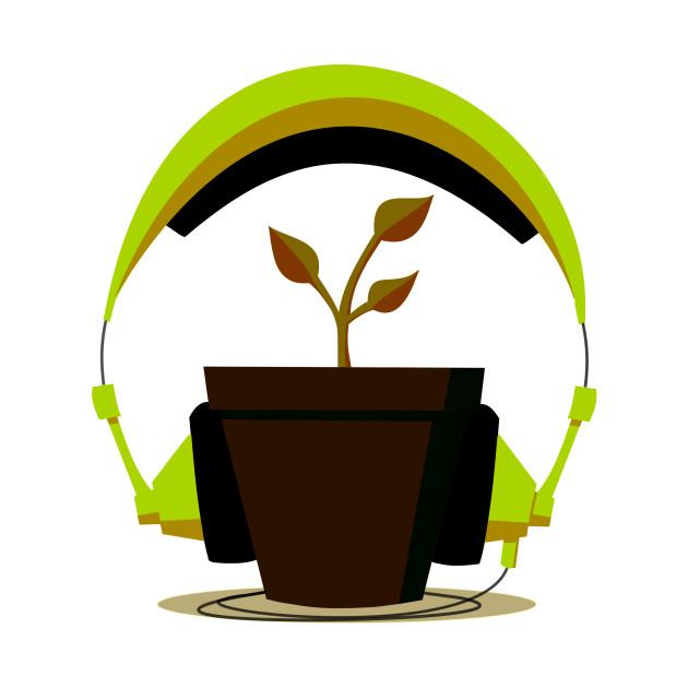 Plants need music too
