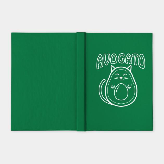 Cute Avogato (white version)