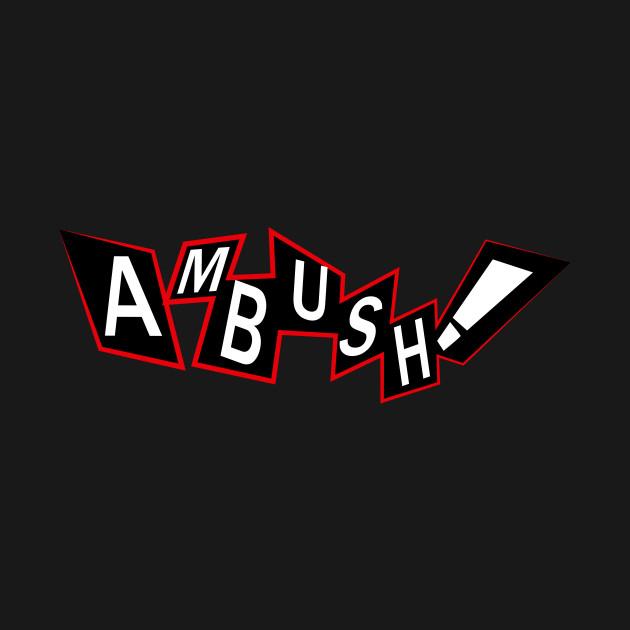 Persona 5 - Ambush