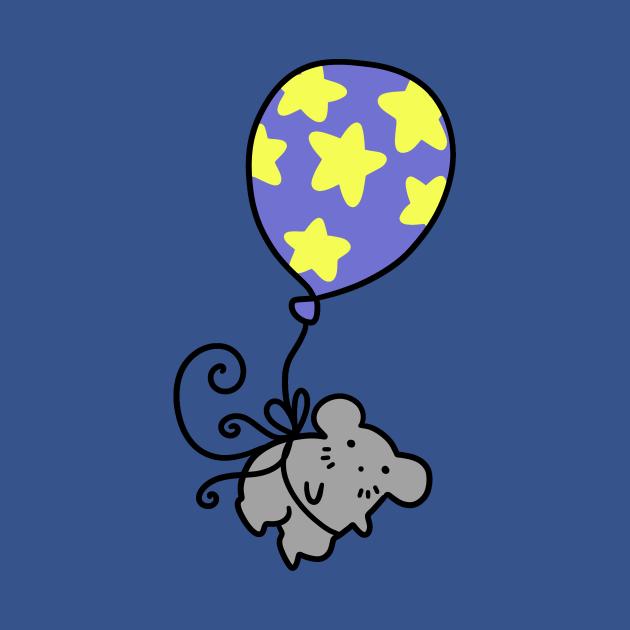 Star Balloon Mouse