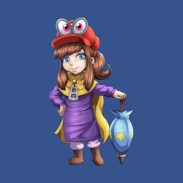 Super Hat Girl Odyssey