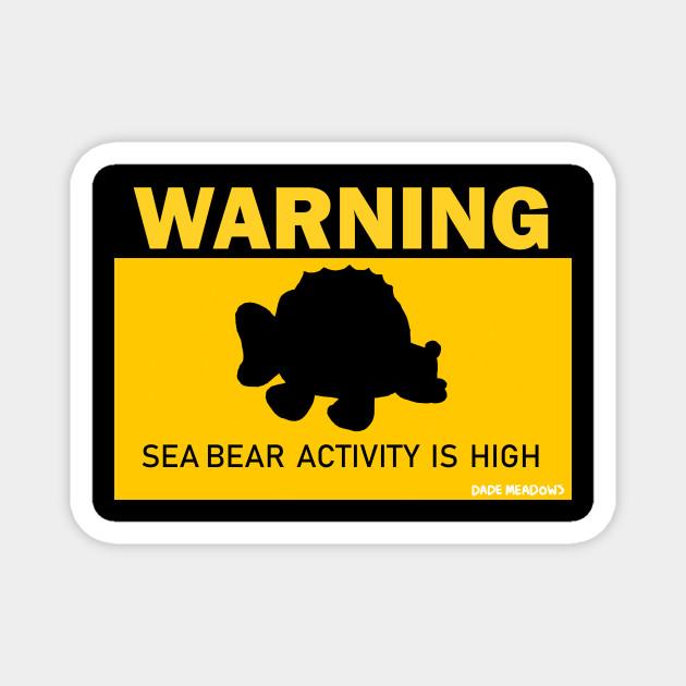 Spongebob Sea Bear Spongebob Squarepants Magnet Teepublic Although hailing from iceland, they sing primarily in english. spongebob sea bear