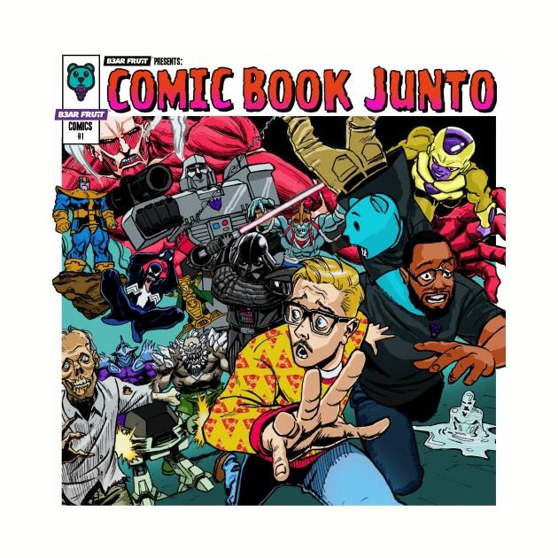 Comic Book Junto #1