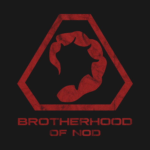 Brotherhood of Nod Logo inspired by Command and Conquer