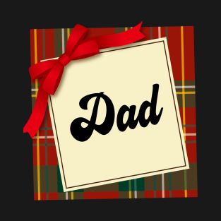 Dad Christmas Gift Ideas From Daughter T-Shirts | TeePublic