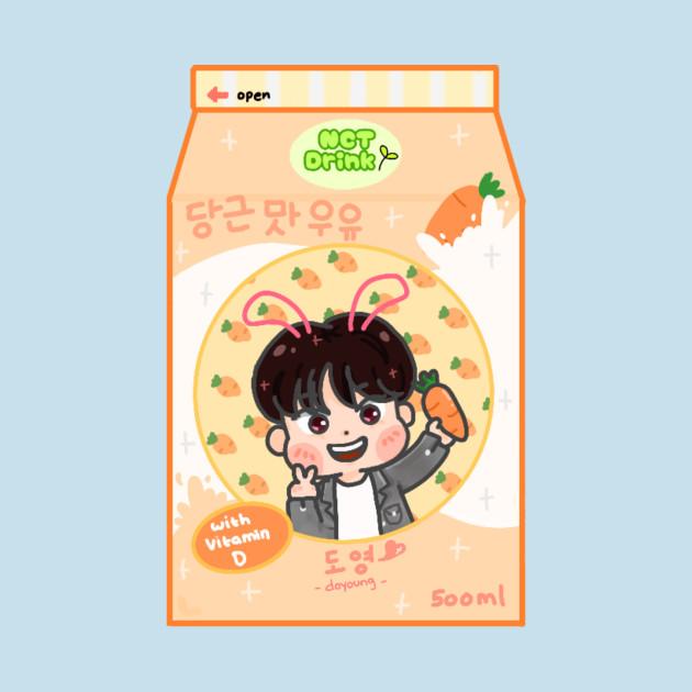 doyoung carrot milk