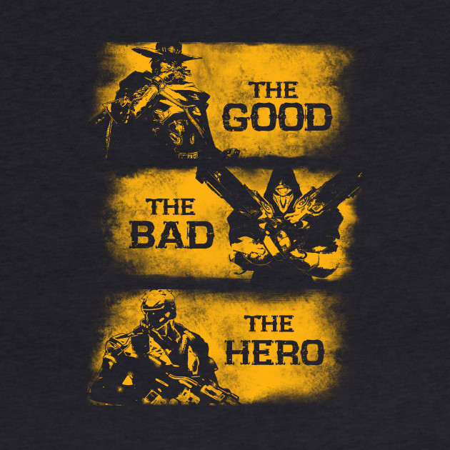 The good, the bad and the hero