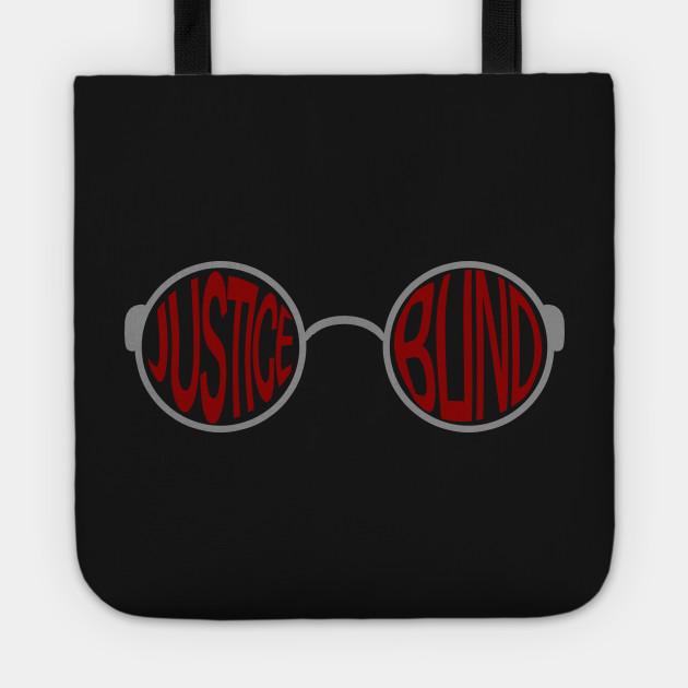 e58c4c008940 Justice is Blind - Daredevil - Tote