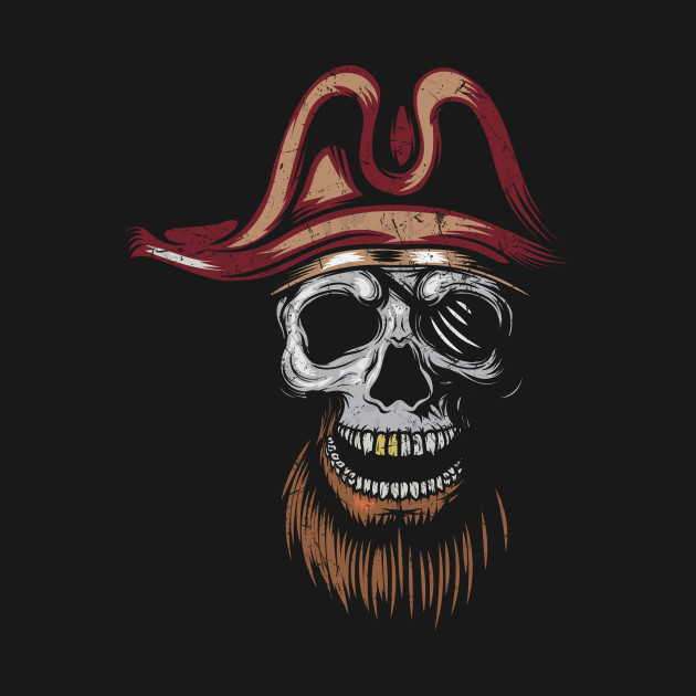 Pirate Tee - Corsairs!