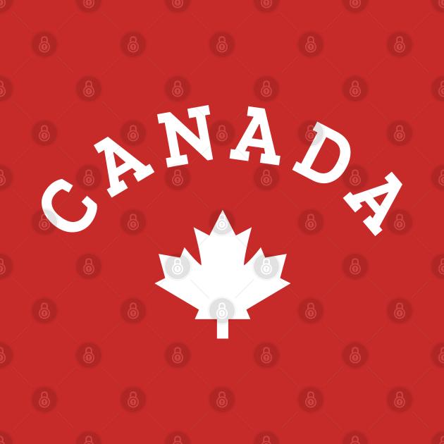 Canada Day Maple Leaf