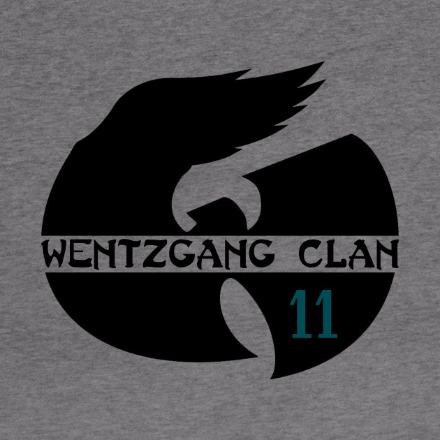 The Wentzgang Clan - Black