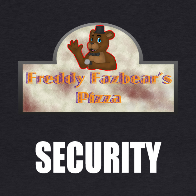 FNAF Security (White Text)