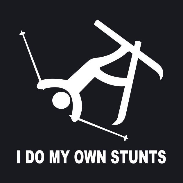 Hardcore ski 'i do all my own stunts' stuntman