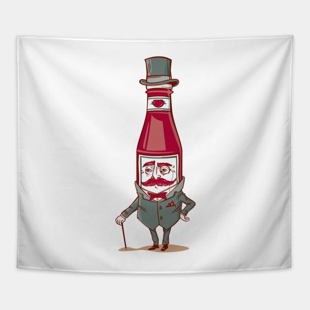 Sir Fancy Ketchup