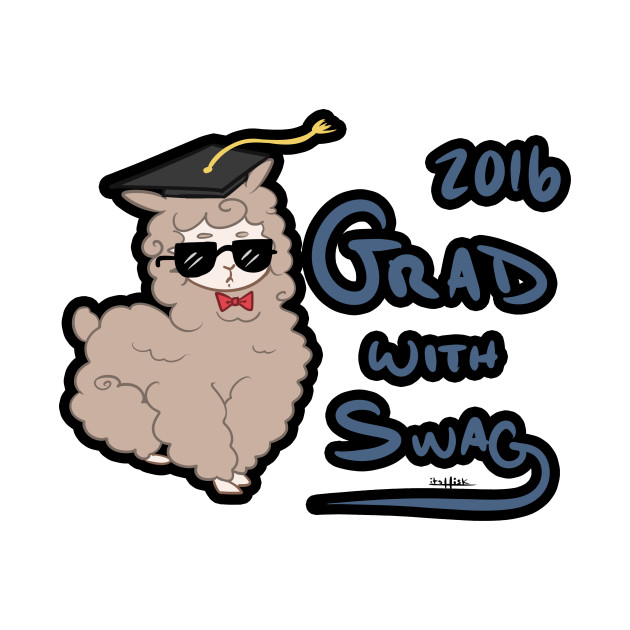 Grad with Swag 2016