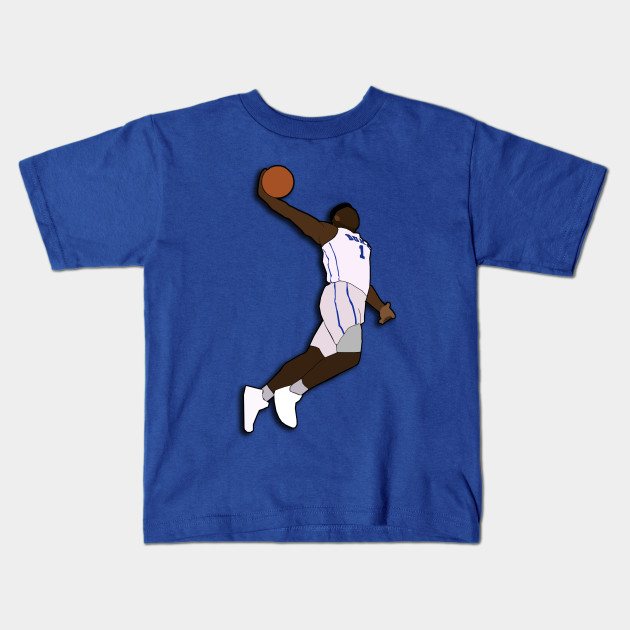 half off b7e6b 391f4 Zion Williamson Dunk - Duke BlueDevils Basketball