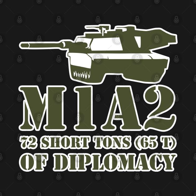 M1A2 72 Short Tons of Diplomacy - Mk II