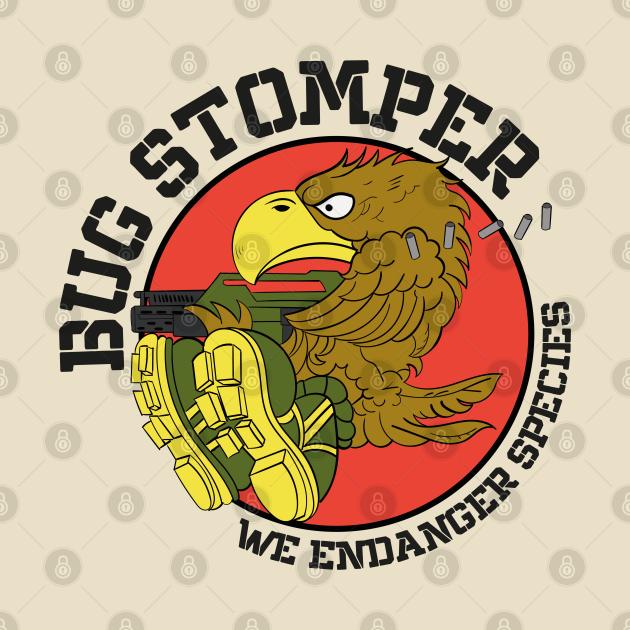 Colonial Marines Bug Stomper - We Endanger Species