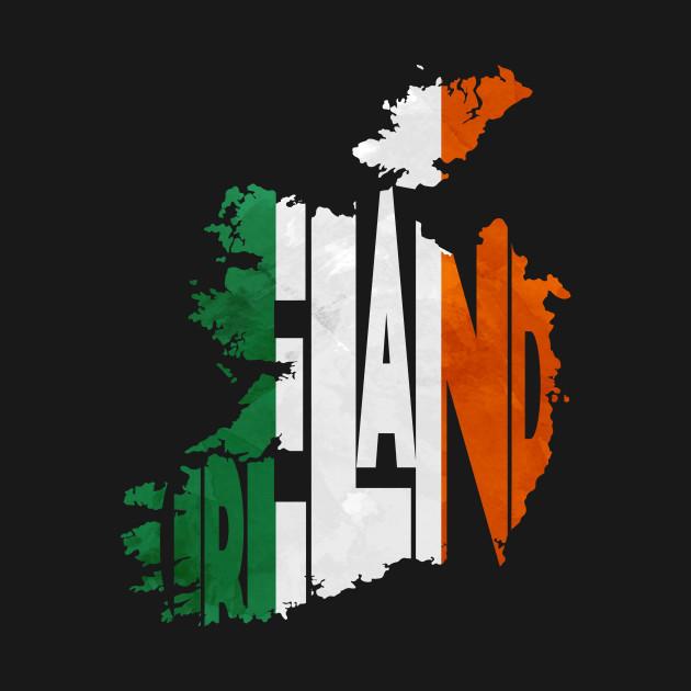 Ireland Typo Map
