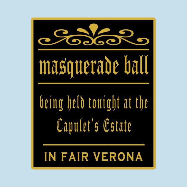 Romeo and Juliet Masquerade Ball