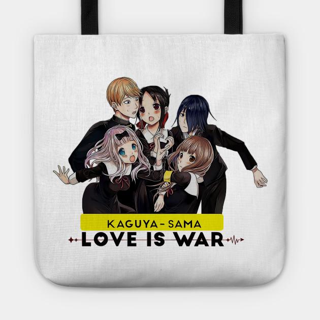 Kaguya Sama Love Is War
