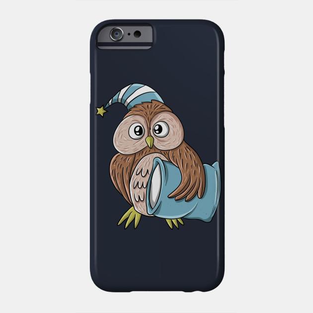 Funny Owl Festival Of Sleep Sleeping Gift for Men Women Kids