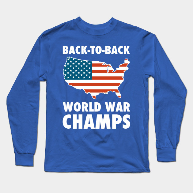 cca9d6d68 Back To Back World War Champs USA - Back To Back World War Champions ...