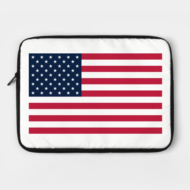 USA Flag Transparent