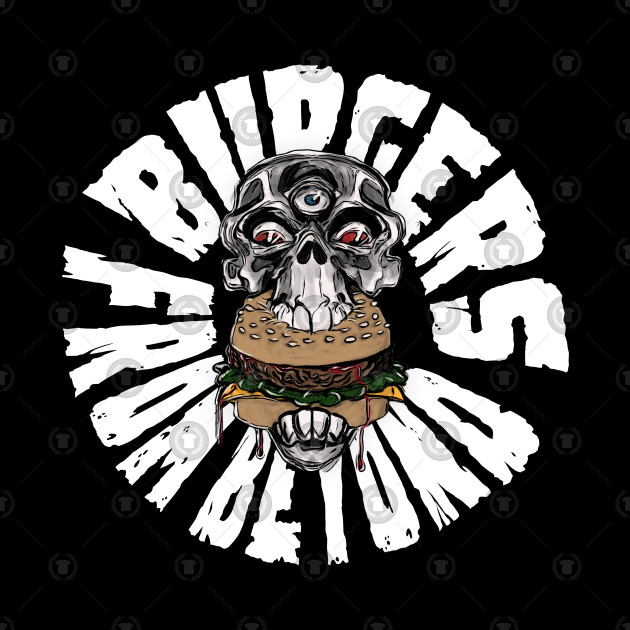 Burgers From Beyond