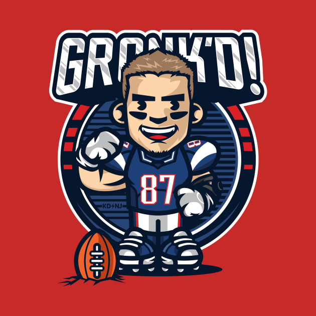 GRONK'D