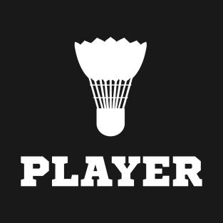 f7588ab4 Badminton Player T-Shirts | TeePublic