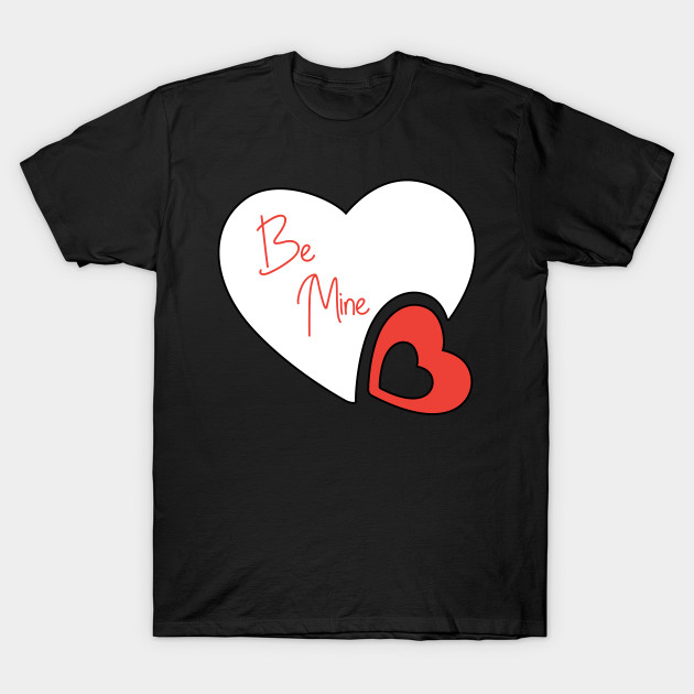 Valentine S Day Gift Be Mine Heart Couple Valentinesday Gift Ideas