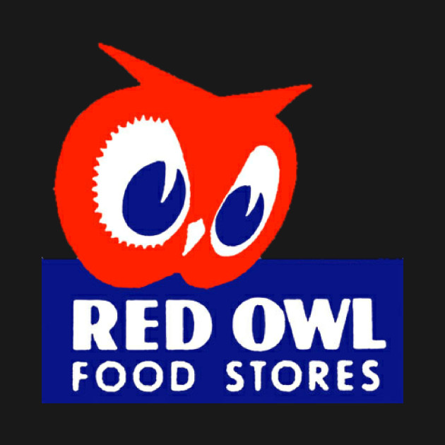 Red Owl Grocery Store - Logo