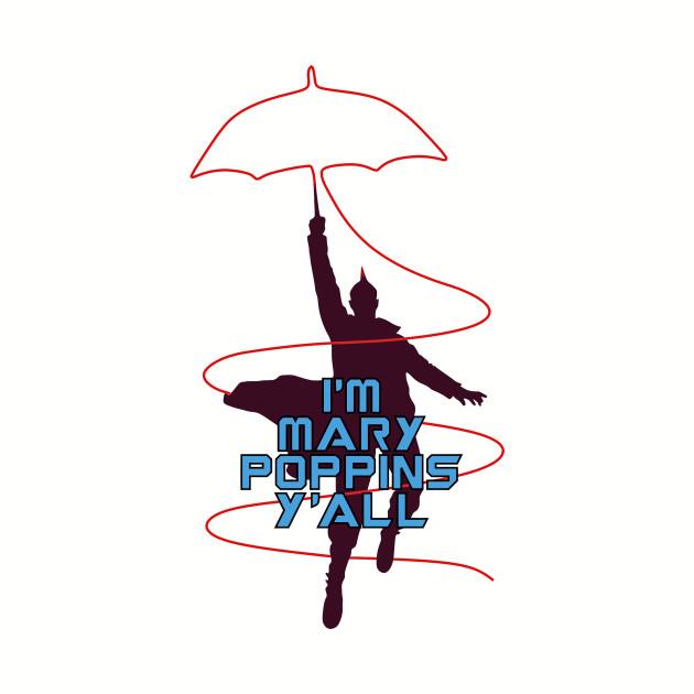 Yondu Mary Poppins