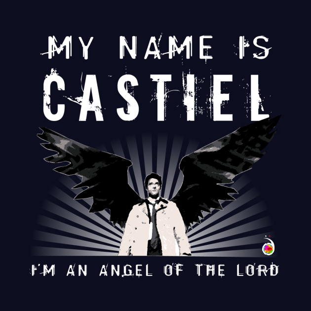 Castiel angel of the Lord