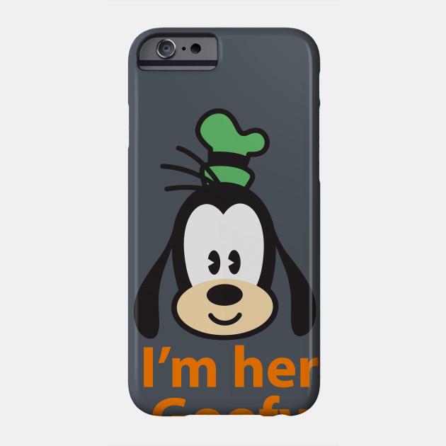 the best attitude d4661 5391f Disney Couple Shirt - I'm her Goofy