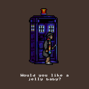 Time and Relative Pixels: Fourth Doctor