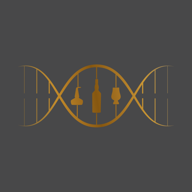 Whisky in my DNA