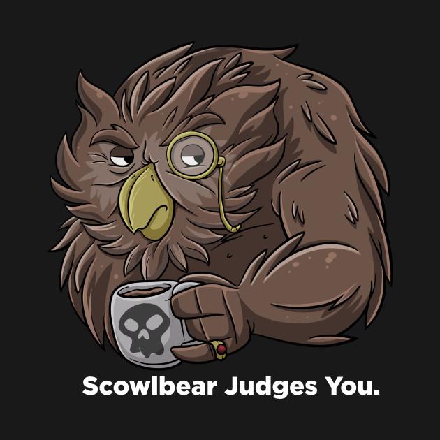 Scowlbear