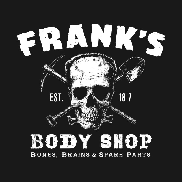 Franks Body Shop >> Frank S Body Shop Light Print
