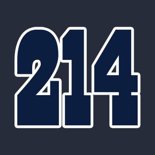 Dallas LYFE the 214!!! t-shirts
