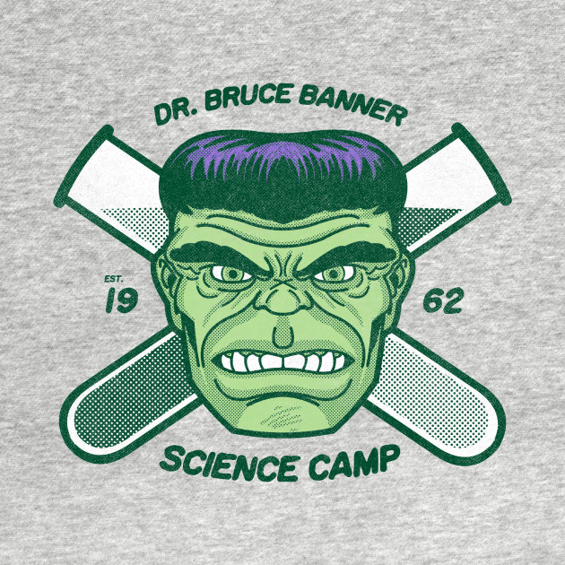 Dr. Banner Science camp!