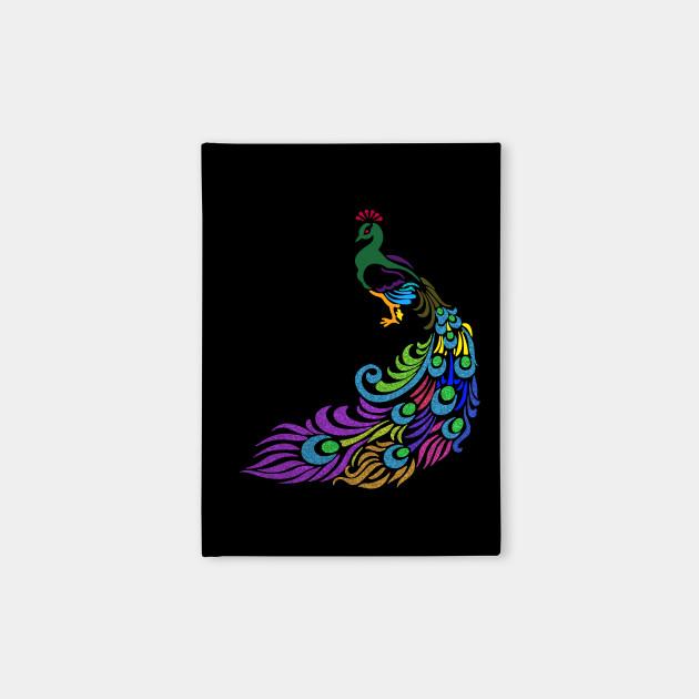 Rainbow Peacock