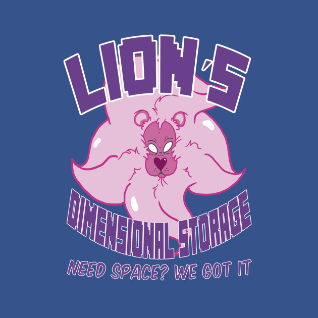lion's dimensional storage