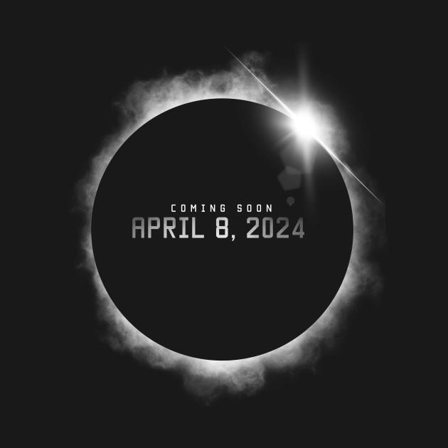 Total Solar Eclipse April 8, 2024